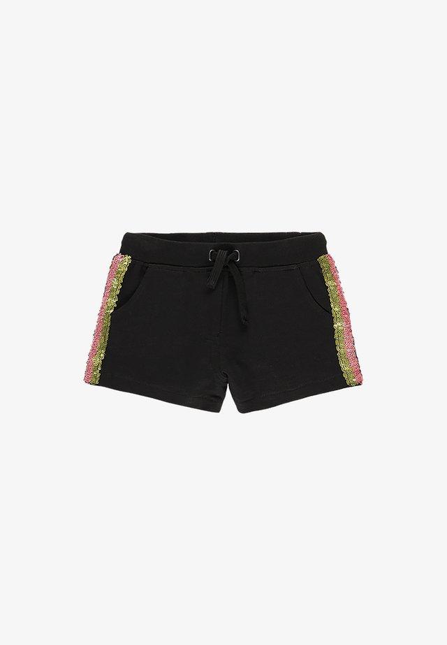FLAME - Shorts - black