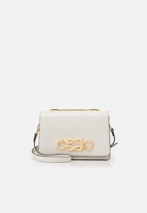 SPRIMONT - Handbag - bright white/gold-coloured