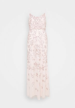 BEADED BLOUSON GOWN - Occasion wear - flaxen