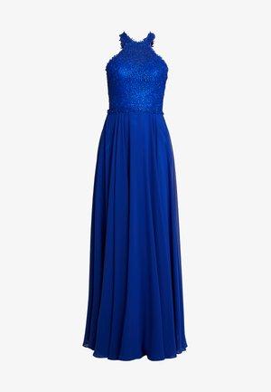 Gallakjole - velvet blue