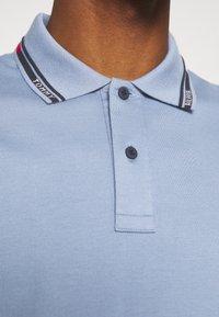 Tommy Hilfiger - COLLAR - Polo shirt - colorado indigo - 4