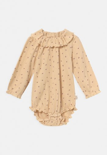 CHLEO - Long sleeved top - nude