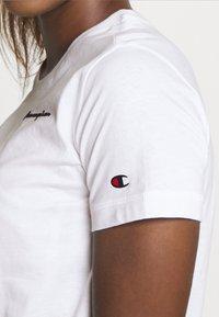 Champion - T-shirt basic - white - 5