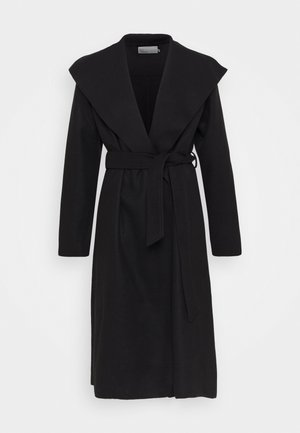 EASY - Classic coat - black