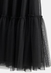 Nicowa - A-line skirt - schwarz - 4