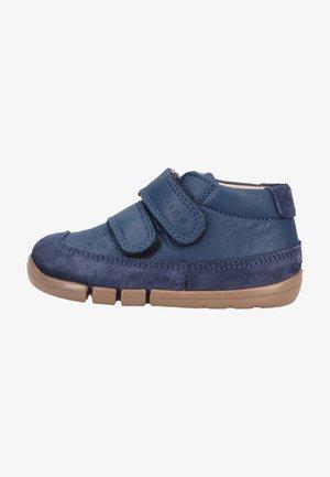 Baby shoes - marine/bluette