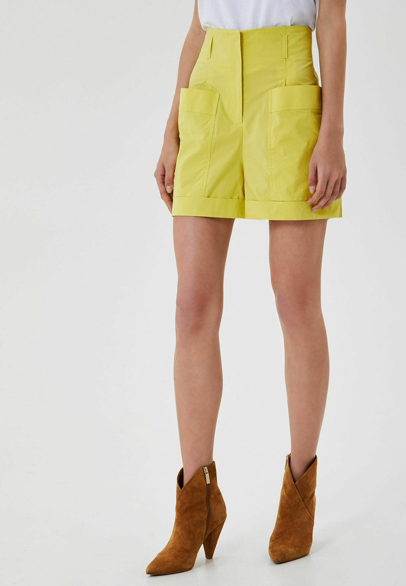 LIU JO - Shorts - yellow