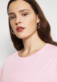 New Look Curves - BOYFRIEND TEE - T-shirt basique - mid pink - 3