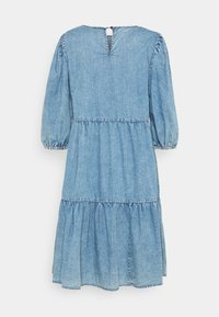 Kaffe - KAMARIE DRESS - Denimové šaty - washed denim - 1