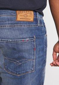 Replay Plus - Jeans Slim Fit - blue denim - 4
