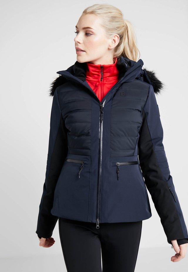 CRISTAL JACKET - Ski jacket - navy
