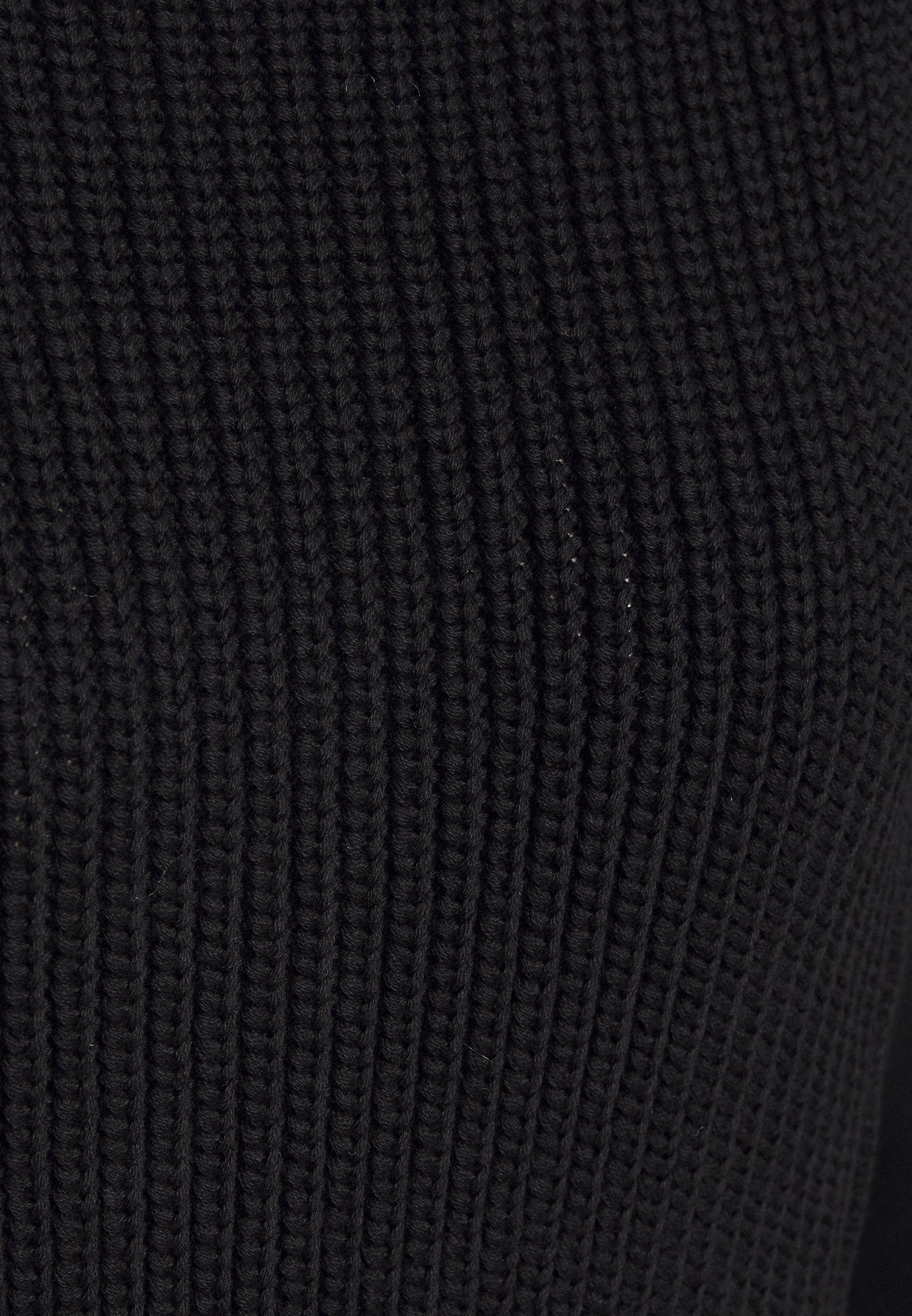 someday. QUNOLA Jerseykleid black/schwarz