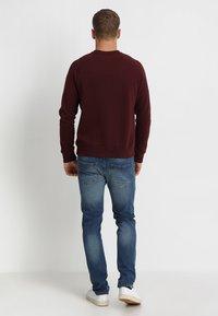 Solid - RYDER - Straight leg jeans - blue denim - 2