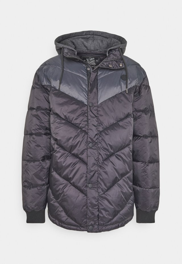 USSTEPHEN JACKET - Winterjacke - black