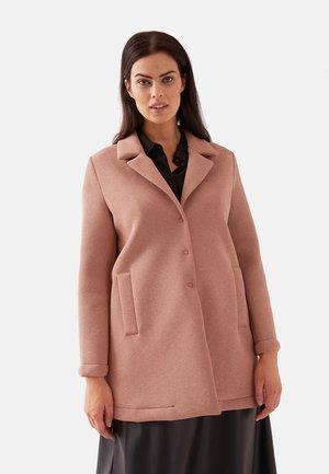 CAPPOTTO - Abrigo corto - pink