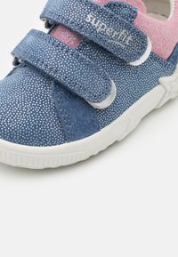 Superfit - STARLIGHT - Dětské boty - blau/rosa - 5