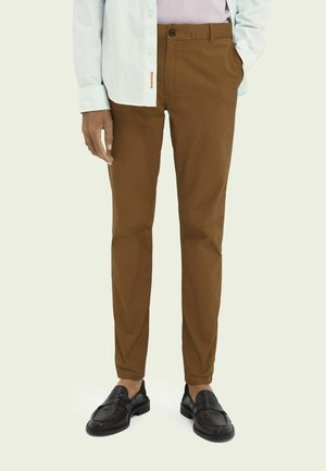 SLIM-FIT - Chinos - nutmeg