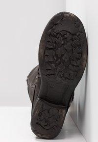 Coolway - GISELE - Cowboy/Biker boots - grey - 6