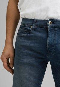 edc by Esprit - Szorty jeansowe - blue dark washed - 4
