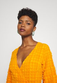 Monki - AMANDA DRESS - Day dress - orange - 3