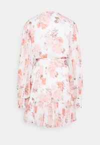 Forever New - REMY BELTED SKATER DRESS - Day dress - peach - 1