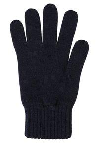 Johnstons of Elgin - CASHMERE GLOVES - Gloves - navy - 2