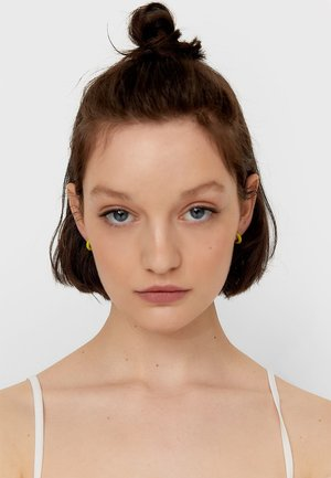 6 SET - Earrings - gold