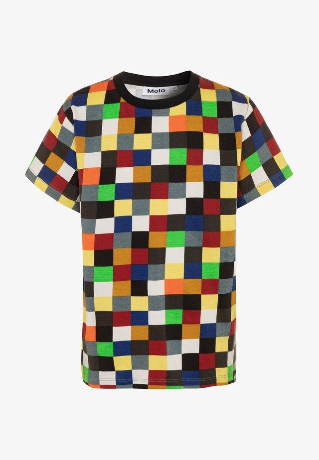 ROXO - T-shirts print - multicolor