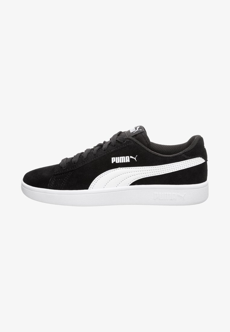 Puma - SMASH  - Sneaker low - black/white