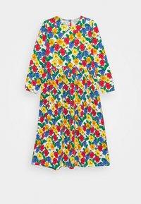 Mini Rodini - VIOLAS COLLAR DRESS - Jersey dress - multi - 0