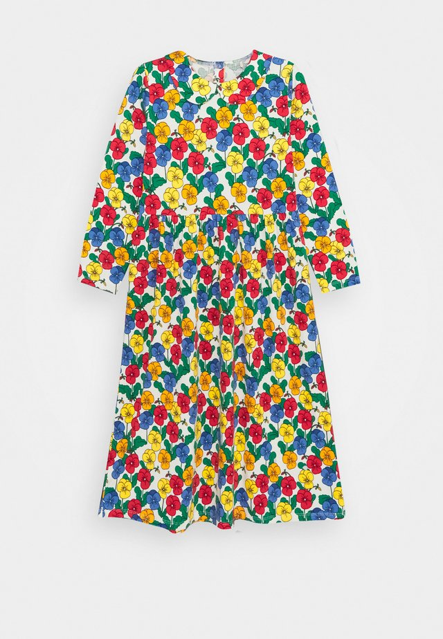 VIOLAS COLLAR DRESS - Robe en jersey - multi