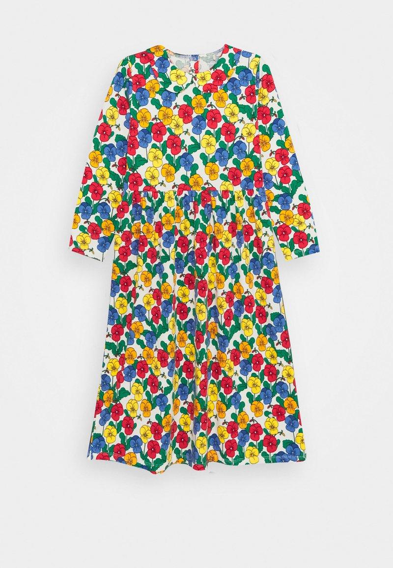 Mini Rodini - VIOLAS COLLAR DRESS - Jersey dress - multi