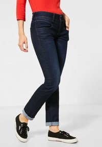 Street One - Slim fit jeans - blau - 0
