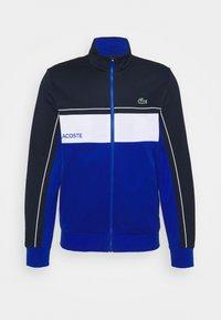 TENNIS JACKET - Training jacket - navy blue/lazuli/white