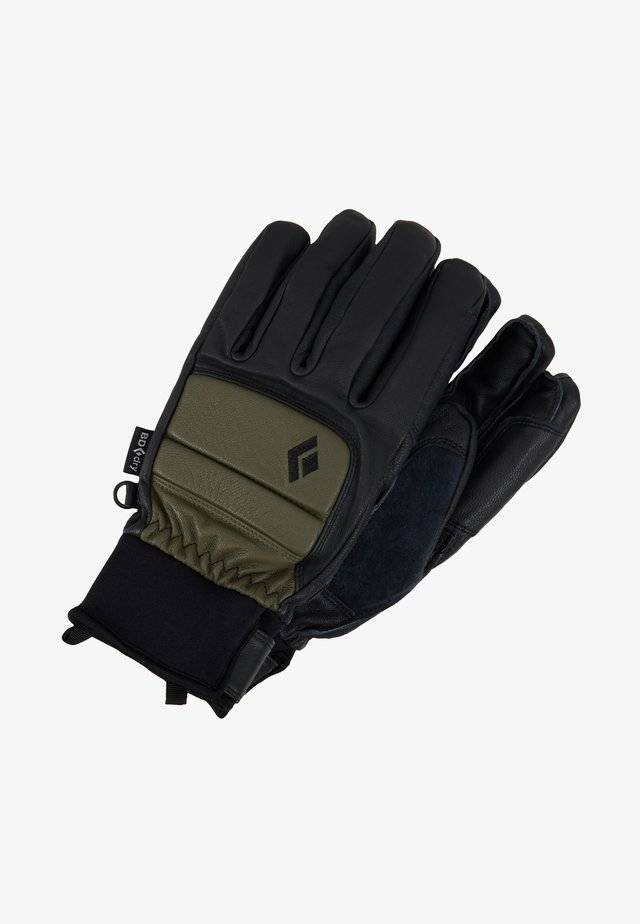 SPARK - Gloves - burnt olive