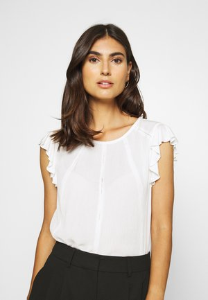 Blouse - cream