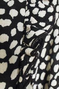 Dorothy Perkins Petite - SPOT MIDI - Jersey dress - black - 2