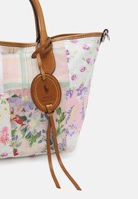 Polo Ralph Lauren - OPEN TOTE - Handbag - multi - 4