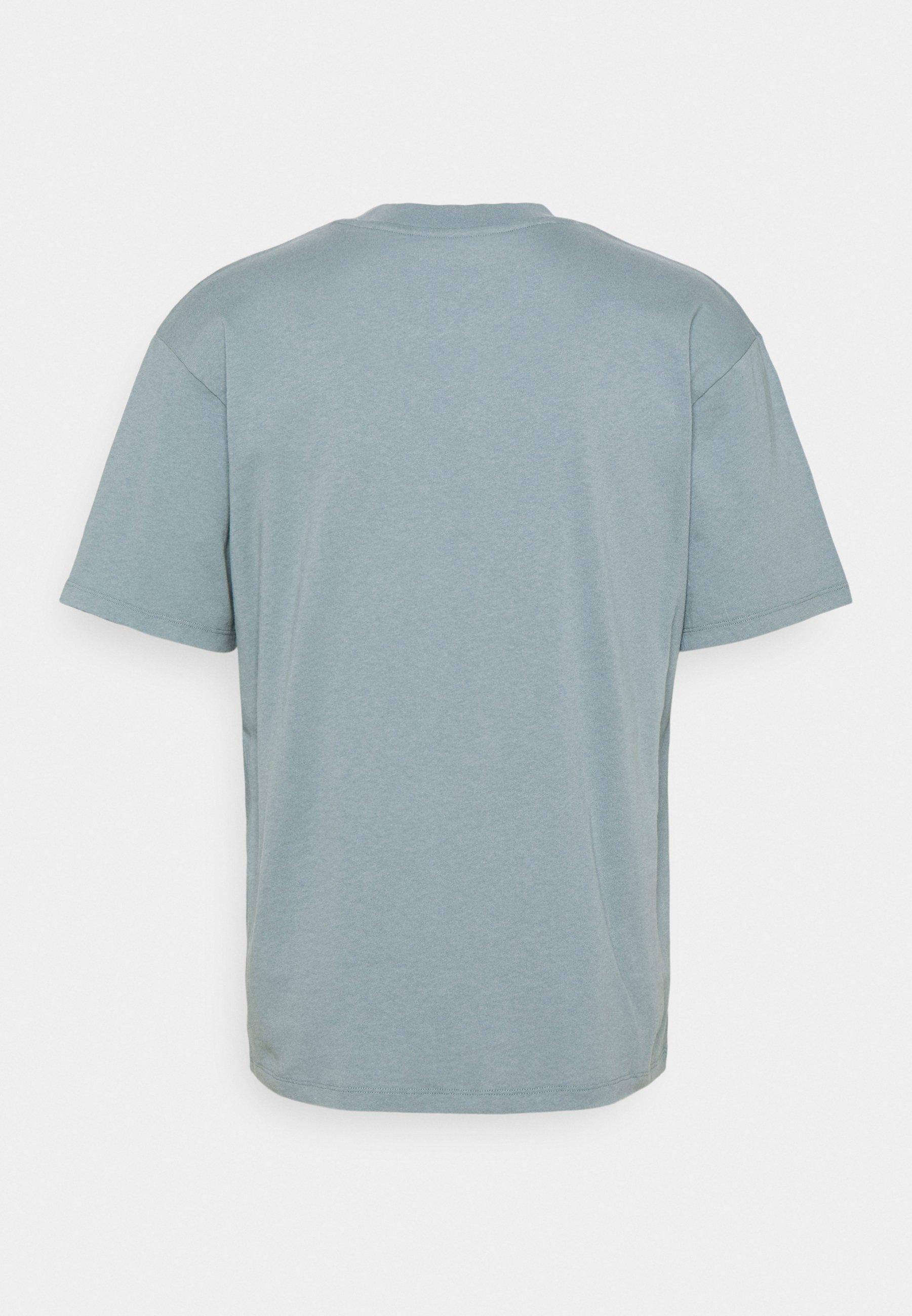 Herrer OVERSIZE PLAIN SYNERGY - T-shirts basic