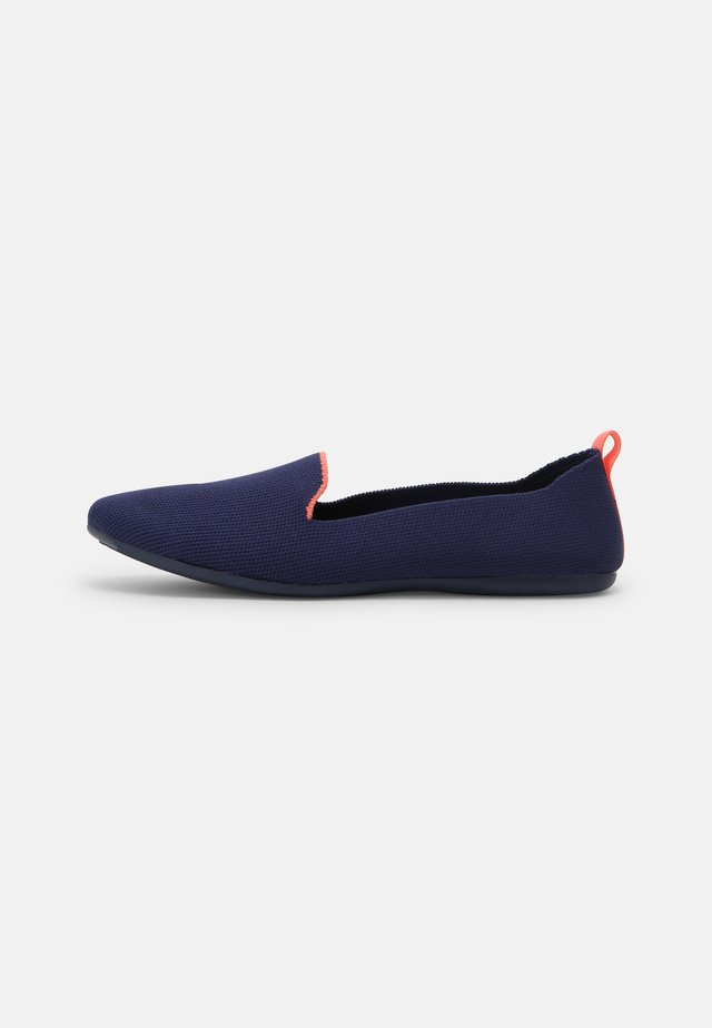 MARTA - Loafers - midnight navy