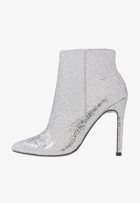 Even&Odd - High heeled ankle boots - silver - 1