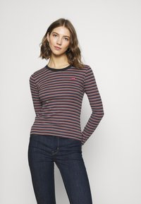 Levi's® - BABY TEE - Long sleeved top - black/multi - 0