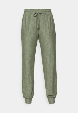 FLEXI CUFF PANT - Pyjamasbukse - soft khaki