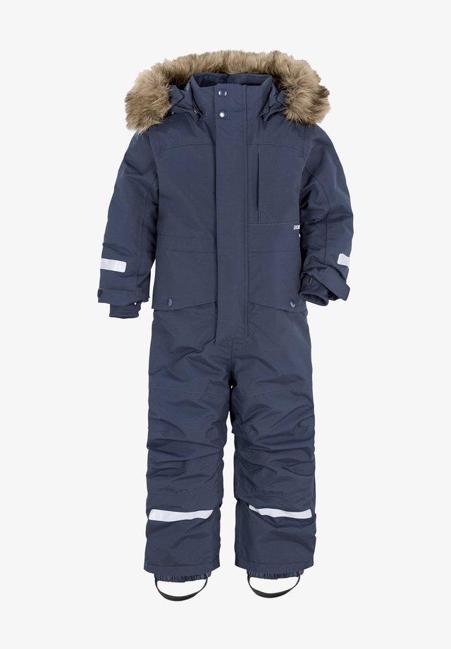 BJÖRNEN - Snowsuit - navy