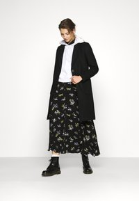 ONLY - ASTRID WOOL  - Classic coat - black - 1