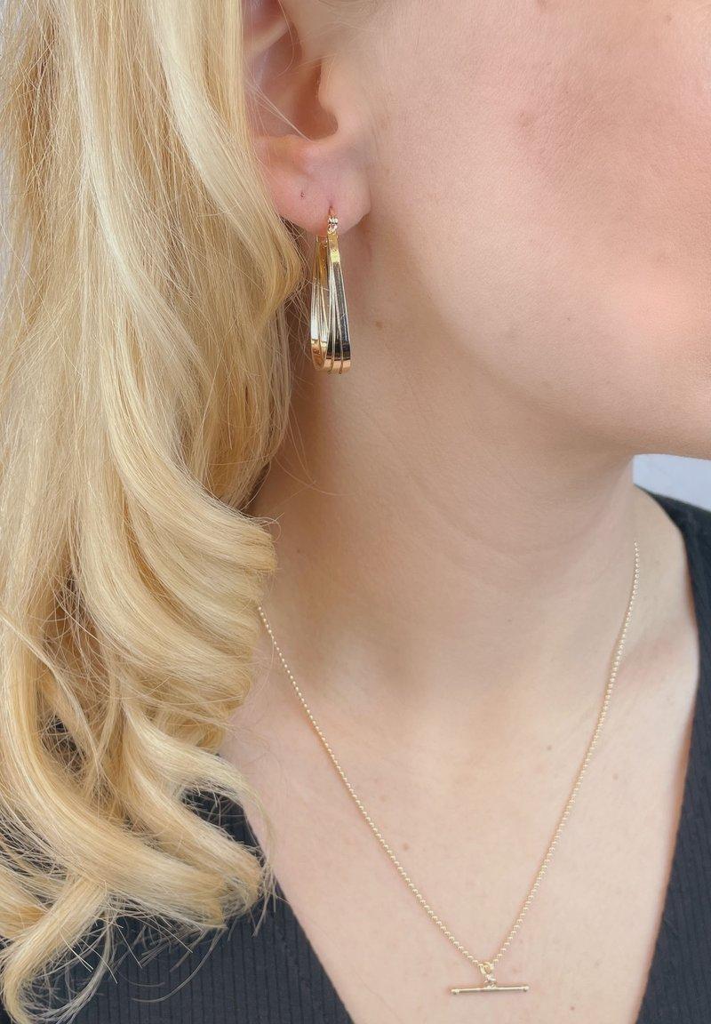 LOLA - Earrings - gold