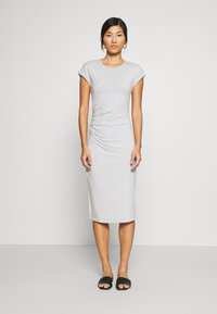 Anna Field - Shift dress - mottled grey - 0