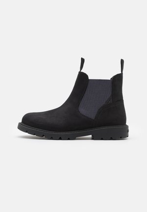 SHAYLAX BOY - Classic ankle boots - black/navy