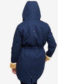 Mazine - OUTLANE - Winter coat - navy - 1