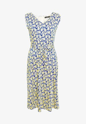 THOMAS - Jersey dress - ozean